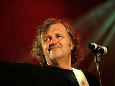 Emir Kusturica And The No Smoking Orchestra © Manu Pintor