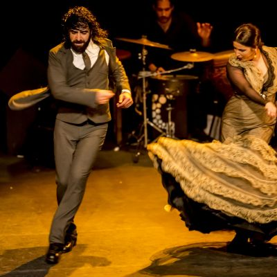 Gema Moneo - En collaboration avec le Festival ARTE FLAMENCO • © DR